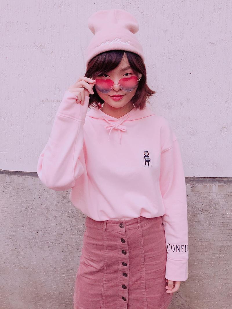 粉紅少女心