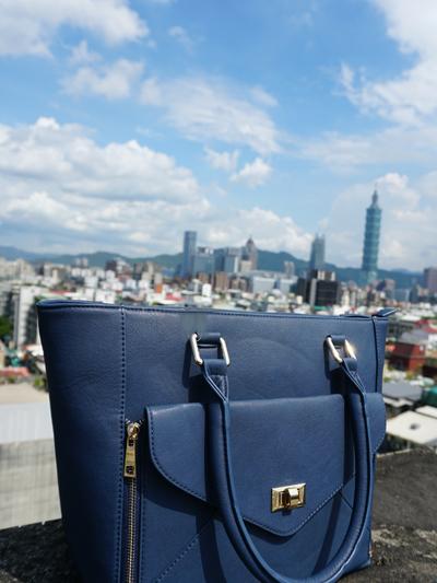 包包X藍天