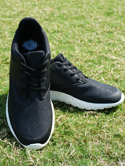 帶新鞋曬曬太陽